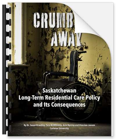 Crumbling Away long term care policy cupe 5430